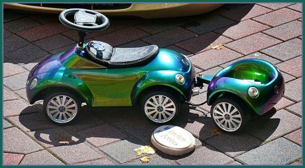 Kinderfahrzeug Vergleich