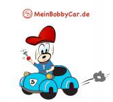 MeinBobbyCar.de - Bobbycar fahren mit Helm